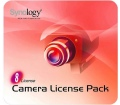 Synology Camera license pack 8 kamerához