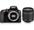 Nikon D3500 + AF-P DX 18–55 (nem VR)