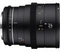 Samyang 24mm T1.5 VDSLR MK2 (Sony E)