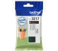 Brother LC3217BK fekete