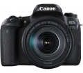 Canon EOS 77D + EF-S 18-135mm f/3.5-5.6 IS USM kit