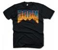 "Doom póló ""Logo"" S"