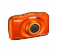 Nikon Coolpix W150 Narancs + Hátizsák Kit