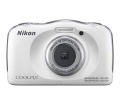 Nikon Coolpix W150 Fehér + Hátizsák Kit
