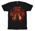 "Dark Souls ""Dragon"" póló XL"