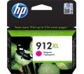 HP 912XL nagy kapacitású bíbor