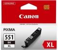 Canon CLI-551BK XL fekete