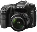 Sony Alpha SLT-A68 + 18-55mm kit