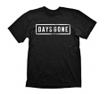 "Days Gone ""Gone Logo"" Póló L"