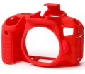 easyCover szilikontok Canon EOS 800D piros