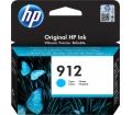 HP 912 ciánkék