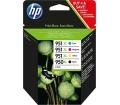 HP 950XL fekete/951XL ciánkék/bíbor/sárga 4db