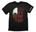 "Payday 2 T-Shirt ""Wolf Mask"", S"