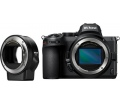 Nikon Z5 + FTZ Adapter kit