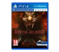 PS4 Until Dawn Rush of Blood VR
