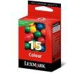 LEXMARK No15 színes (18C2110B)