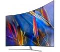"""Samsung 49"""" Q7C 4K Ívelt Smart QLED TV"""