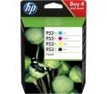 HP 953XL 4 darabos nagy kapacitású C/M/Y/K