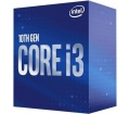Intel Core i3-10100 dobozos