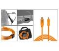 TT Starter Tethering Kit USB 2.0 4.6m narancs