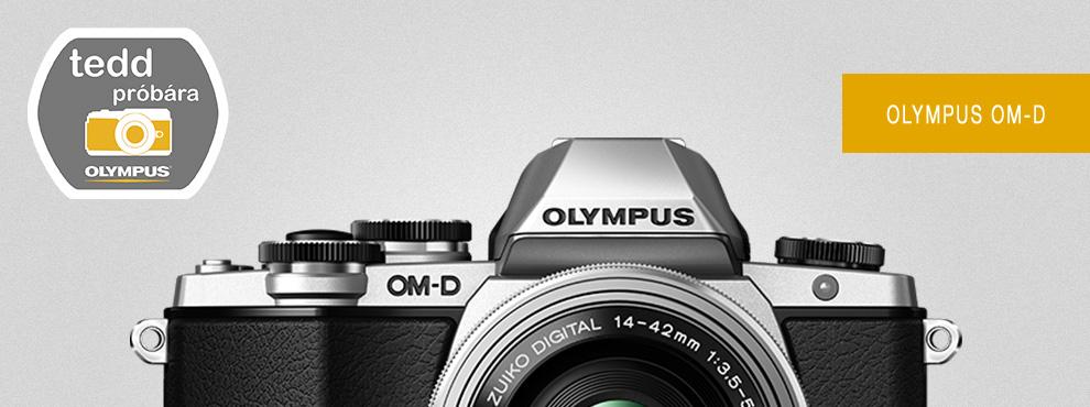 Olympus Tedd Próbára 2015